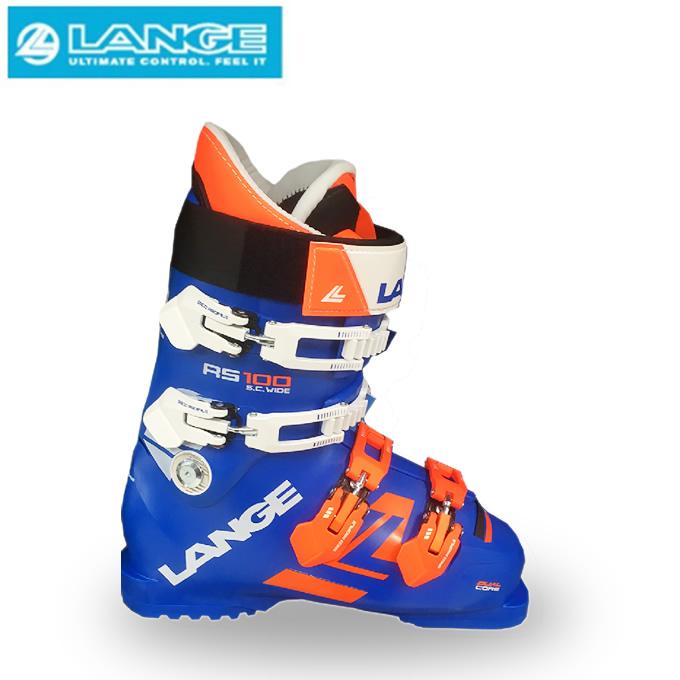 【ポイント3倍 10/11 8:59まで】 ラング LANGE スキーブーツ メンズ レディース RS 100 S.C.WIDE LBG1500