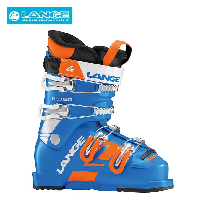 ラング LANGE スキーブーツ ジュニア RSJ 60 LBG5140