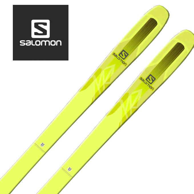 サロモン salomon フリースタイルスキー 板単品 メンズ レディース QST 85 L39144200