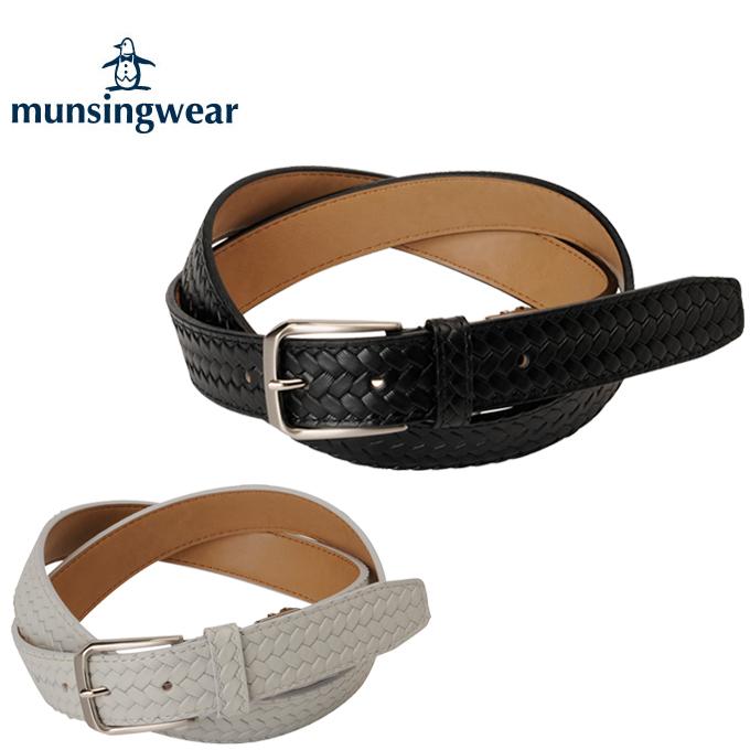 マンシング Munsingwear ゴルフ メンズ ベルト 17FW JAMK606