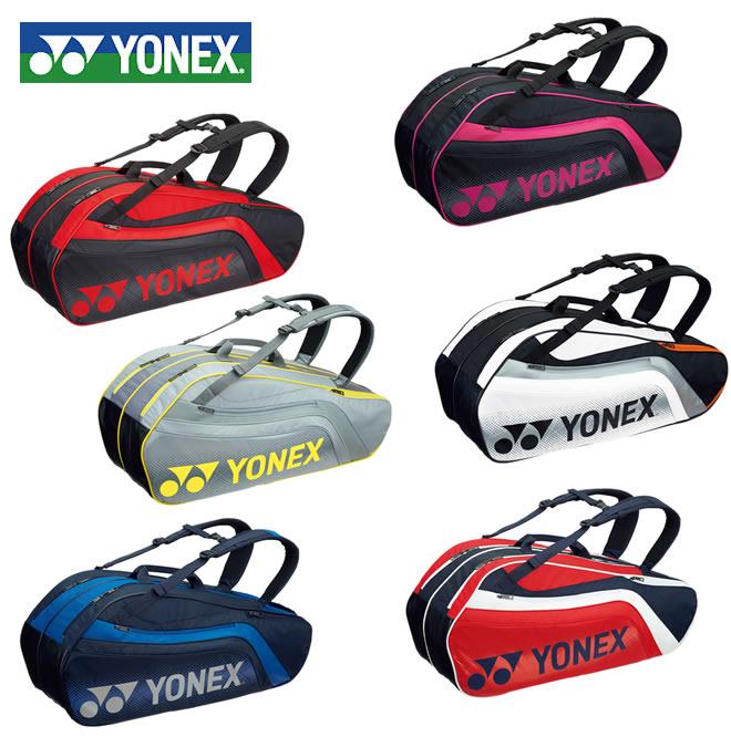 ヨネックス テニス バドミントン ラケットバッグ 6本用 ラケットバッグ6 リュック付 BAG1812R Yonex メンズ レディース