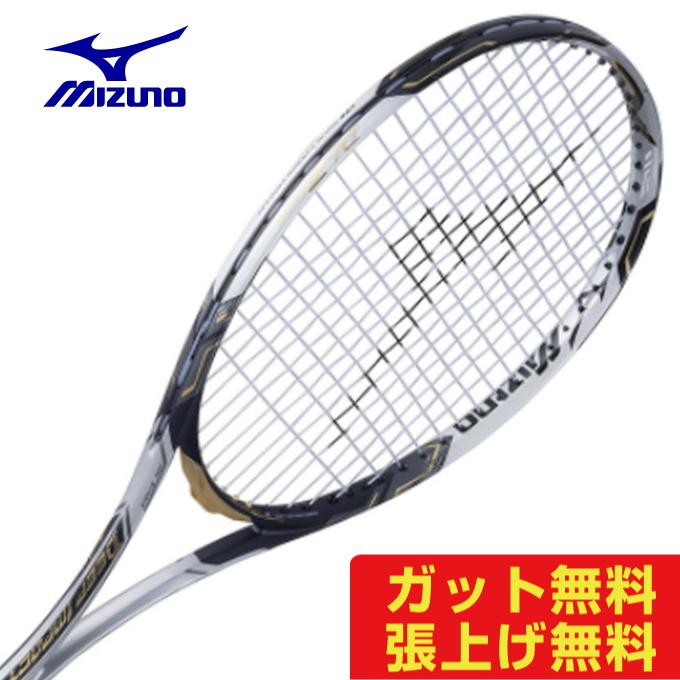 ミズノ ソフトテニスラケット 後衛 ディーアイ Zエアロ DI Z-AERO 63JTN74003 mizuno