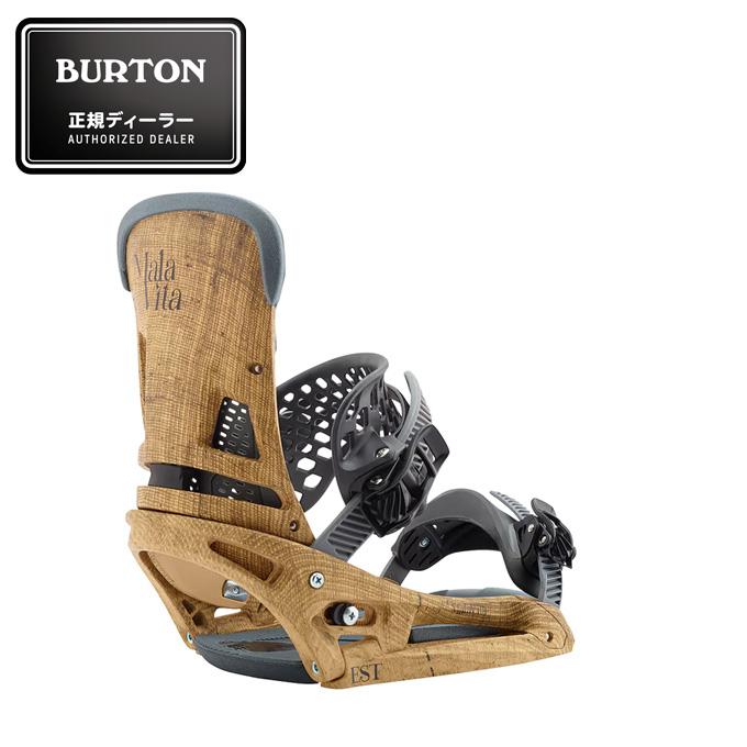 バートン BURTON スノーボード ビンディング メンズ Malavita EST マラヴィータ 10554104