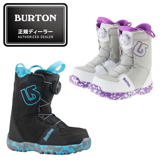 バートン BURTON スノーボードブーツ ダイヤルタイプ ジュニア グラム ボア GROM BOA 15089102