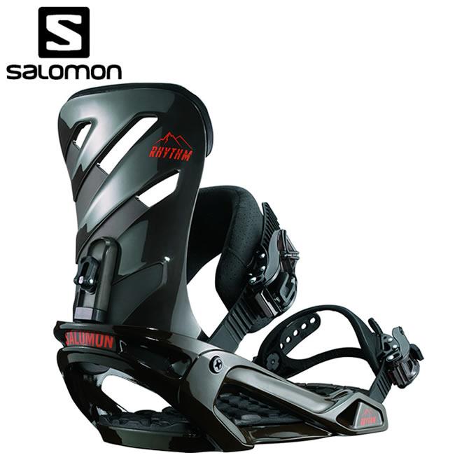 サロモン salomon スノーボード ビンディング RHYTHM AR/BK