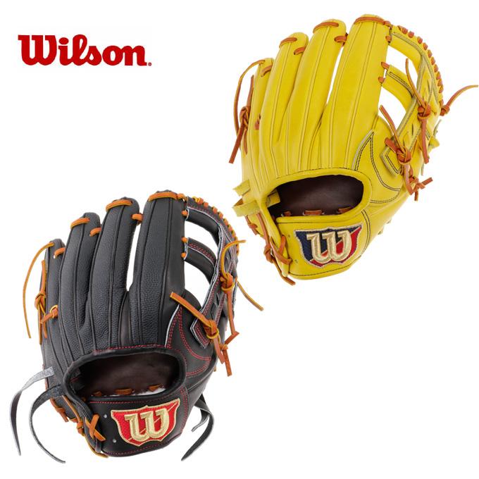 ウイルソン Wilson 野球 硬式グラブ スタッフDUAL内野手用7 WTAHWDDKT