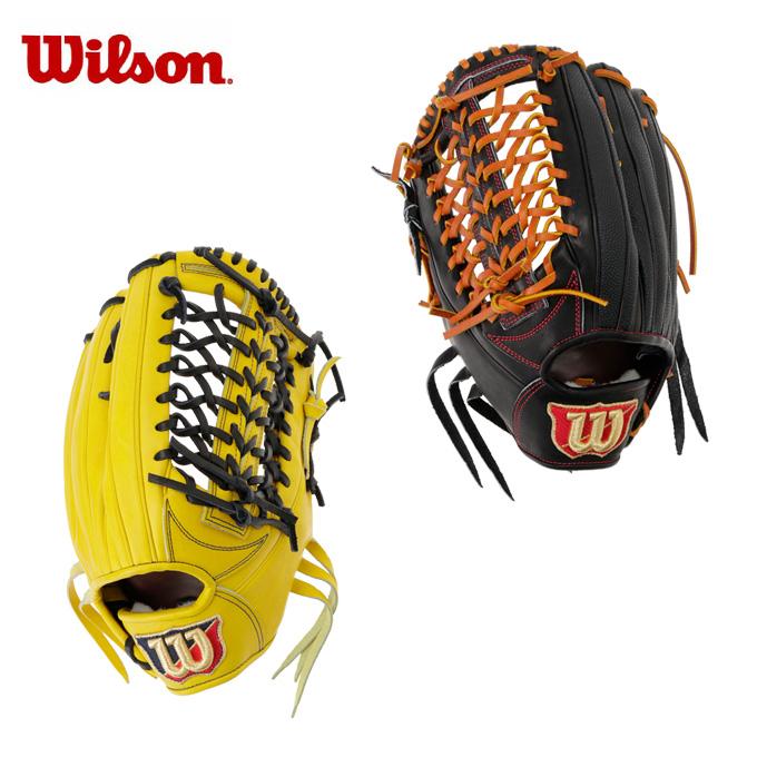 ウイルソン Wilson 野球 硬式グラブ メンズ レディース ウィルソンスタッフ DUAL 外野手用 12 WTAHWDD8F