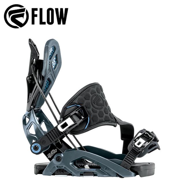 【クーポン利用で1000円引 11/18 23:59まで】 フロー FLOW スノーボードビンディング FUSE-GT HYBRID