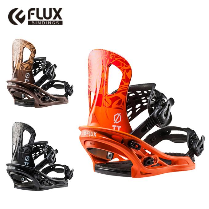 フラックス FLUX スノーボード ビンディング メンズ ベーシック シリーズ TT BASIC series TT