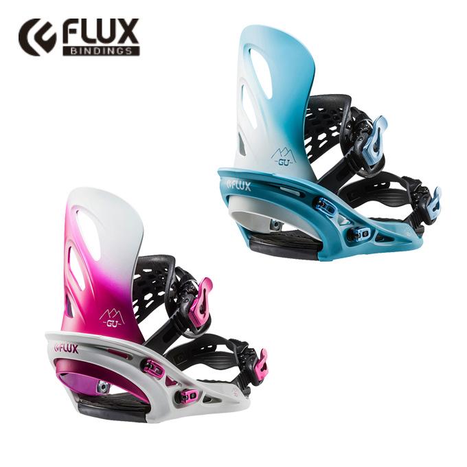 フラックス FLUX スノーボード ビンディング ウイメンズ シリーズ GU WOMEN'S series GU