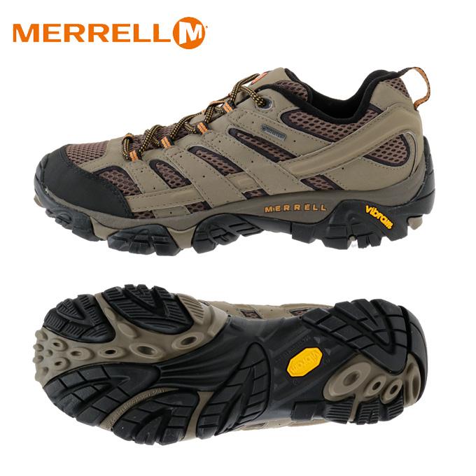 メレル MERREL トレッキングシューズ ゴアテックス ローカット メンズ MOAB 2 GORE-TEX モアブ2 J06035