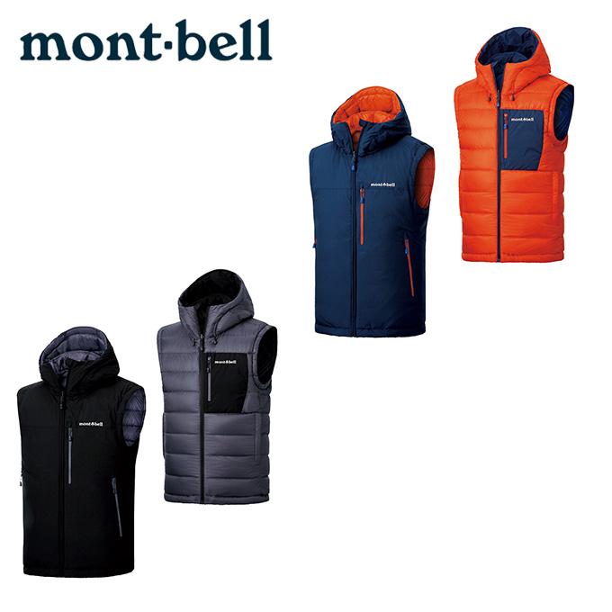 【クーポン利用で1,000円引 7/29 0:00~8/1 23:59】 モンベル メンズ コロラドベスト 1101564 mont bell mont-bell