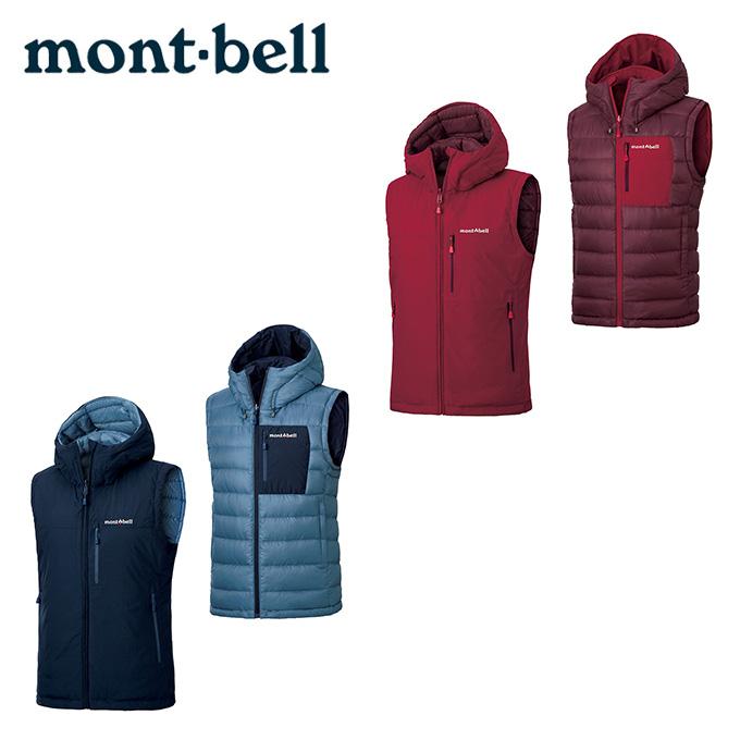 モンベル レディース コロラドベスト 1101565 mont bell mont-bell