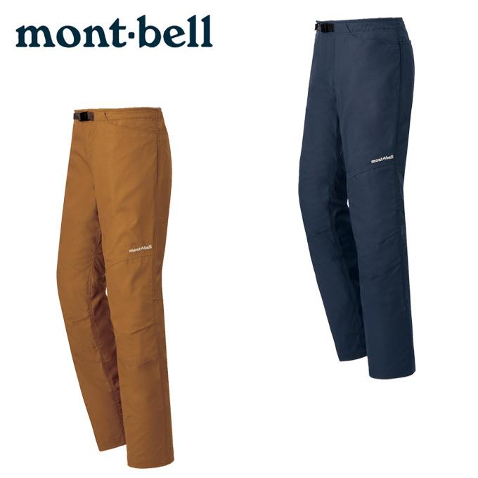 【店頭受取でポイント5倍 8/10 0:00~8/16 23:59】 モンベル ロングパンツ メンズ レディース フエゴパンツ 2105242 mont bell mont-bell