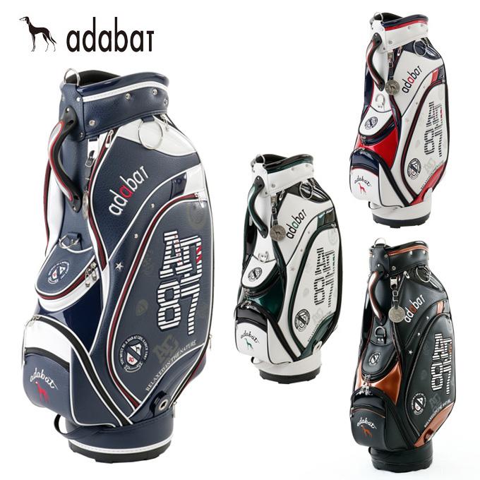 アダバット adabat ゴルフ メンズ キャディバッグ ABC301