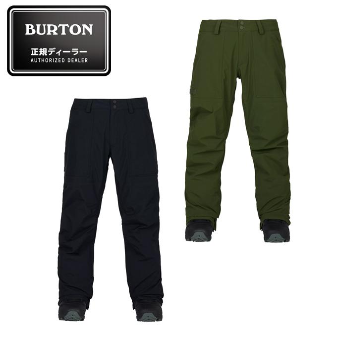 バートン BURTON スノーボードウェア Men's Gore-Tex Ballast Pant メンズ ゴア-テックス バラスト パンツ 149911