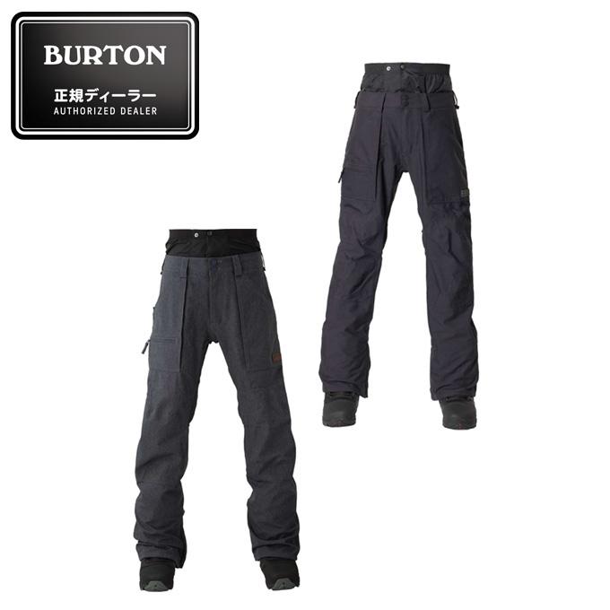 バートン BURTON スノーボードウェア パンツ メンズ Southside Pant Mid Fit サウスサイド パンツ ミッド フィット 132371