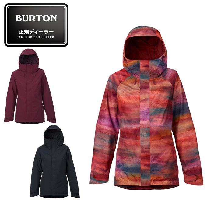 バートン BURTON スノーボードウェア レディース Women's Gore-Tex Rubix Jacket 190451