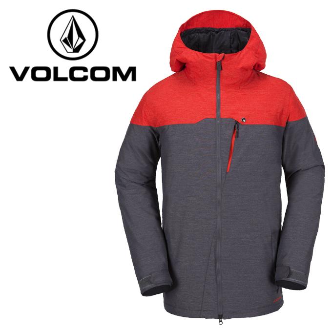 ボルコム VOLCOM スノーボードウェア ジャケット メンズ PROSPECT JACKET プロスペクト ジャケット G0651812