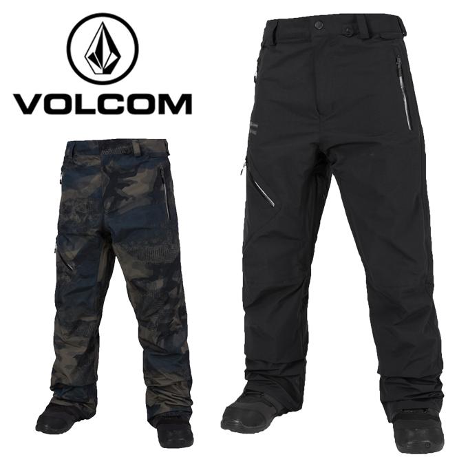 ボルコム VOLCOM スノーボードウェア パンツ メンズ L GORE-TEX PANT ゴアテックスパンツ G1351804