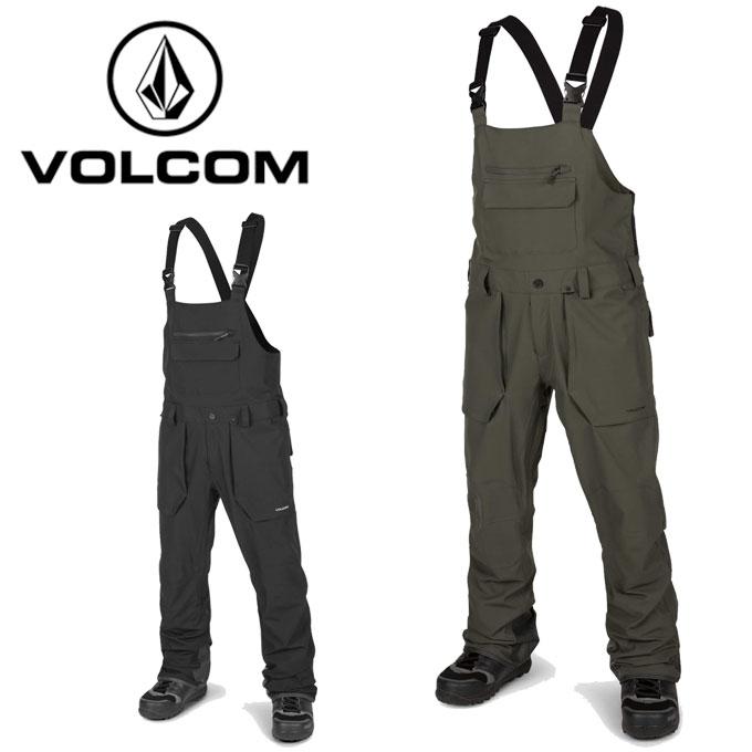 ボルコム VOLCOM スノーボードウェア パンツ メンズ ROAN BIB OVERALL G1351809