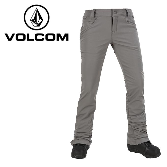 ボルコム VOLCOM スノーボードウェア パンツ レディース BATTLE STRETCH PANT バトルストレッチパンツ H1351806