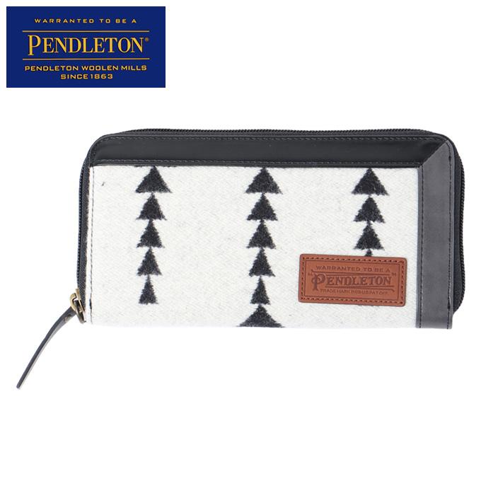 ペンドルトン PENDLETON 財布 PDファブリックワレット PDT-000-173119-WHT