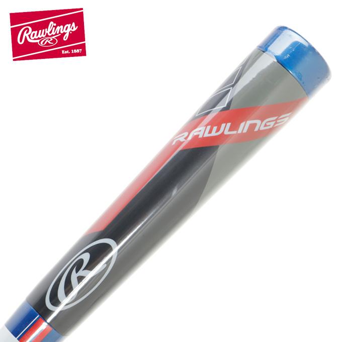 ローリングス Rawlings 野球 少年軟式バット ジュニア 軟式用 HYPER MACH ハイパーマッハ トップバランス FRP製 BJ7FHYMAT