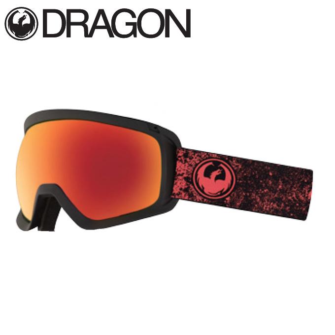 ドラゴン DRAGON スキー・スノーボードゴーグル メンズ レディース ディースリー エナジー スカーレット D3 ENERGY SCARLET