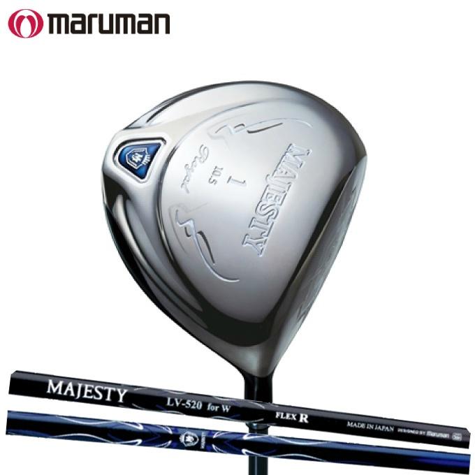 マルマン maruman ゴルフクラブ ドライバー マジェスティ ロイヤル エスピー ドライバー MAJESTY Royal SP DRIVER