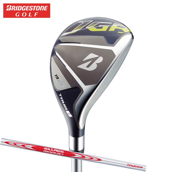 ブリヂストンゴルフ BRIDGESTONE GOLF ゴルフクラブ メンズ ユーティリティ N.S.PRO MODUS3 TOUR105シャフト スチール TOUR B JGR HY
