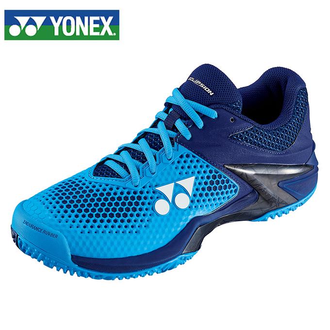 ヨネックス テニスシューズ オムニクレー メンズ パワークッションエクリプション2 M GC SHTE2MGC-524 YONEX