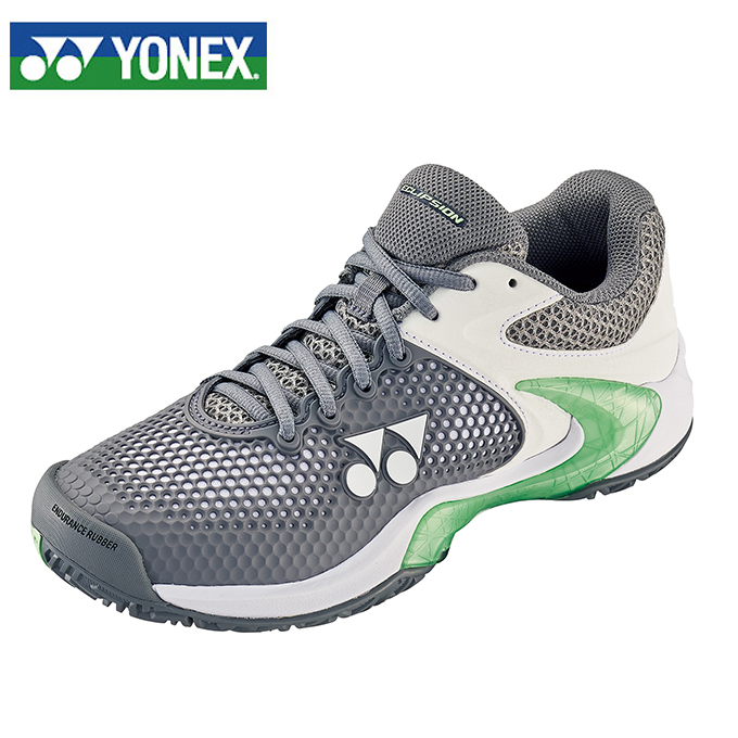 ヨネックス テニスシューズ オールコート レディース パワークッションエクリプション2 L AC SHTE2LAC-809 YONEX