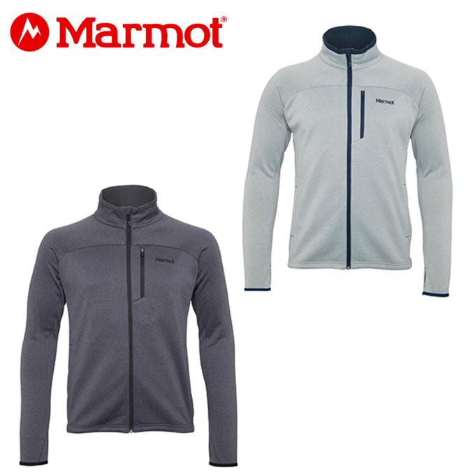 マーモット Marmot フリース メンズ HEAT NAVI Volcano Full Zip ヒートナビボルケーノフルジップ MJK-F7061