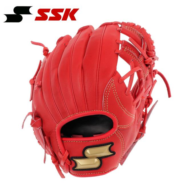 エスエスケイ SSK 野球 少年軟式グラブ ジュニア スーパーソフトオールラウンド SSJ741F