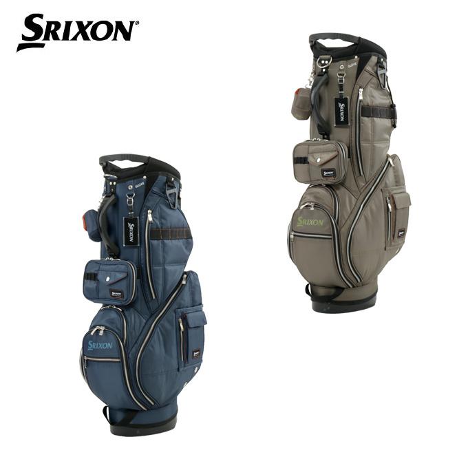 スリクソン SRIXON スタンドキャディバッグ メンズ GGC-S126L