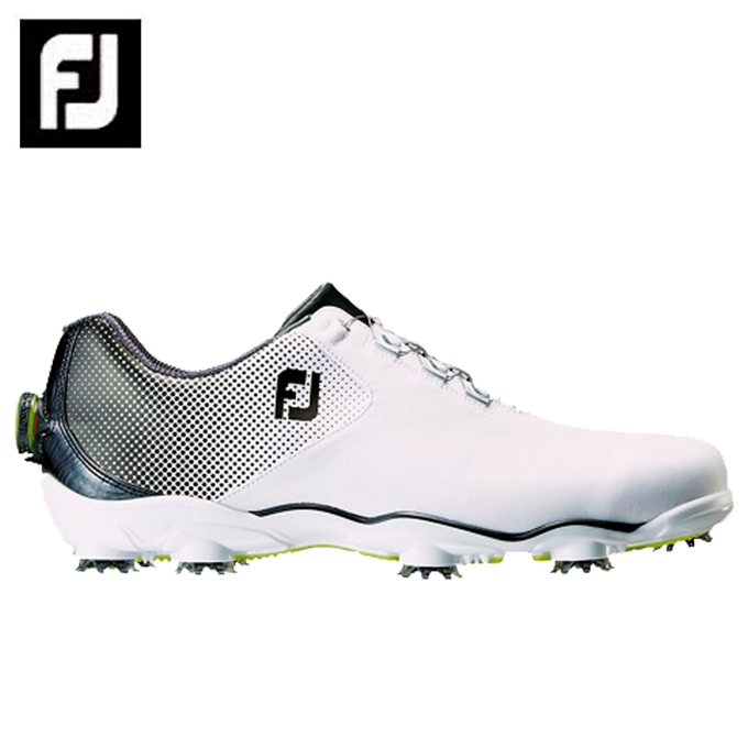 フットジョイ FootJoy ゴルフシューズ ソフトスパイク メンズ D.N.A. Boa 53332