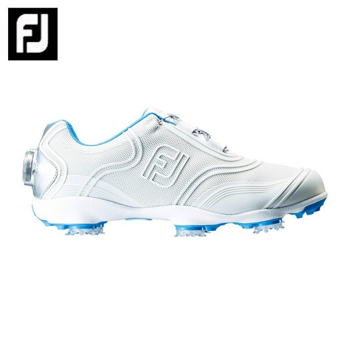 フットジョイ FootJoy ゴルフシューズ ソフトスパイク レディース FJ ASPIRE 98904