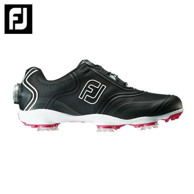 フットジョイ FootJoy ゴルフシューズ ソフトスパイク レディース FJ ASPIRE 98905