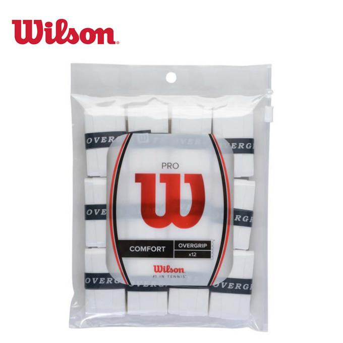 購入後レビュー記入でクーポンプレゼント中 ウィルソン テニス グリップテープ ウェットタイプ 受賞店 12本入り OVERGRIP プロオーバーグリップ 12Pk 期間限定送料無料 PRO Wilson WRZ4022
