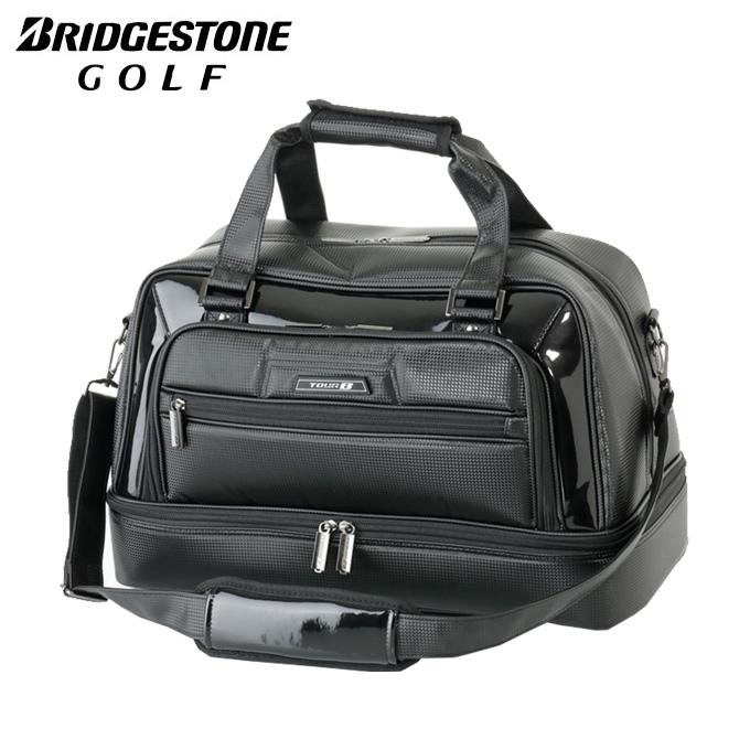 ブリヂストンゴルフ BRIDGESTONE GOLF TOUR B プロシリーズコーディネイトボストンバッグ 2層式 BBG801