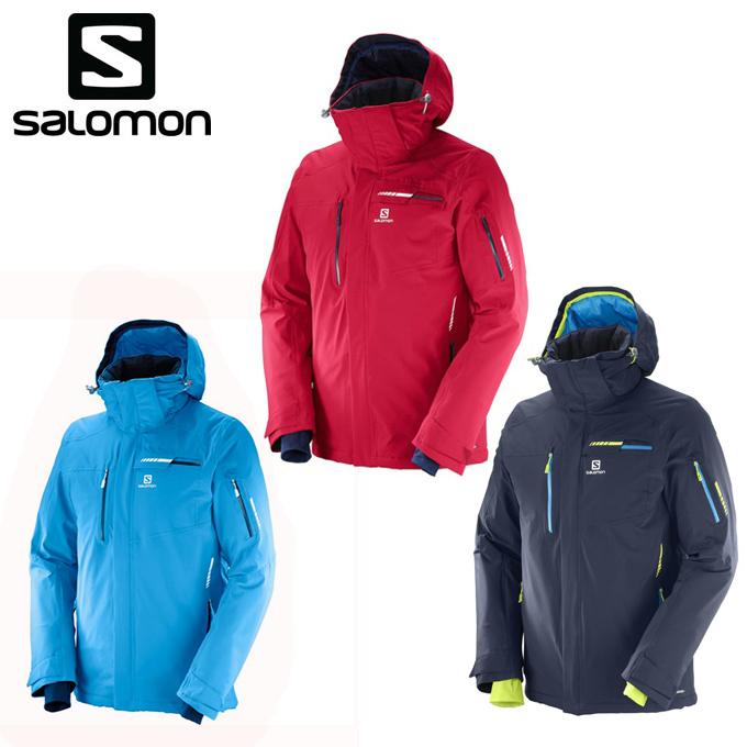サロモン salomon スキーウェア ジャケット メンズ BRILLIANT JKT M ブリリアントジャケット BRILLIANT JK M