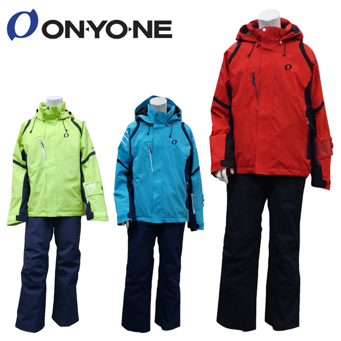 オンヨネ ONYONE スキーウェア 上下セット メンズ SKI ST スキースーツ ONS90520