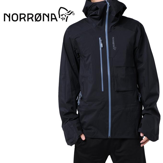 ノローナ NORRONA スキーウェア ジャケット メンズ lyngen driflex3 Jacket M リンゲン ドライフレックス3 ジャケット 3200-15 7718