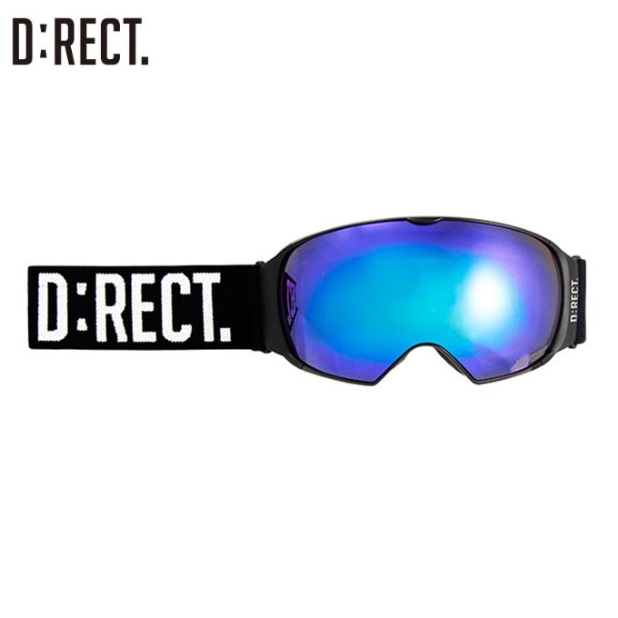 ディレクト スキー スノーボード ゴーグル メンズ レディース ウィル DN4-B WILL DRECT スキーゴーグル ボードゴーグル