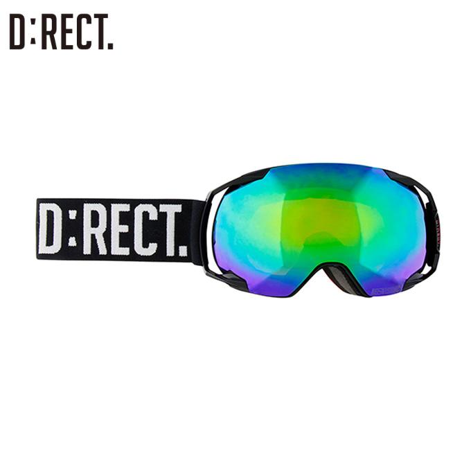 ディレクト D:RECT スキー・スノーボードゴーグル メンズ レディース ショーン DN5-G SHONE