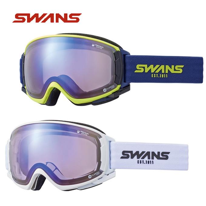 スワンズ SWANS スキー・スノーボードゴーグル メンズ レディース ULTRA ミラー 撥水 PAF ROV O-U/MDH-SC-PAF