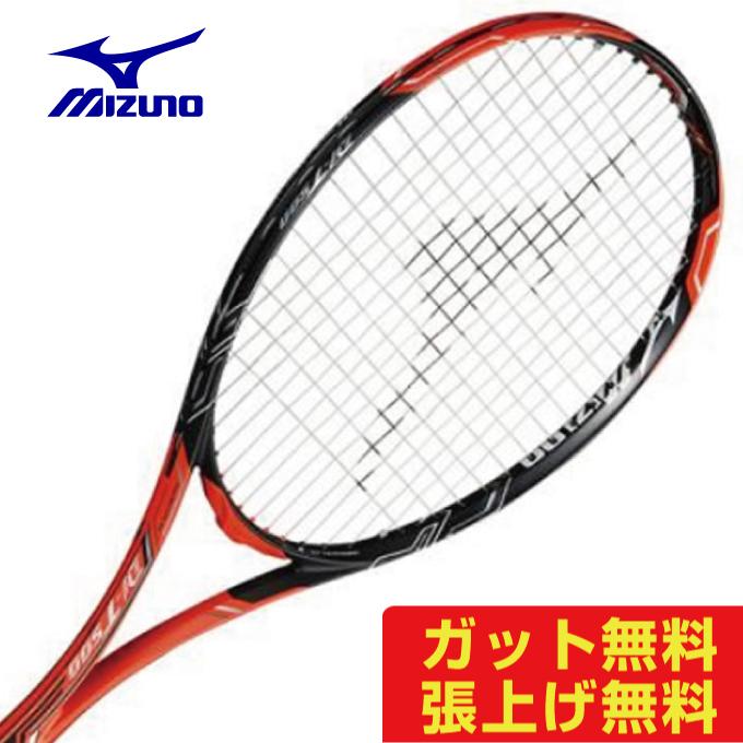 ミズノ ソフトテニスラケット 前衛 ディーアイ T500 63JTN84554 mizuno