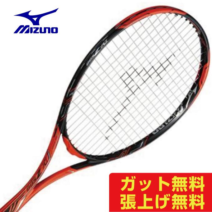 ミズノ ソフトテニスラケット 後衛 ディーアイ Z500 63JTN84654 mizuno