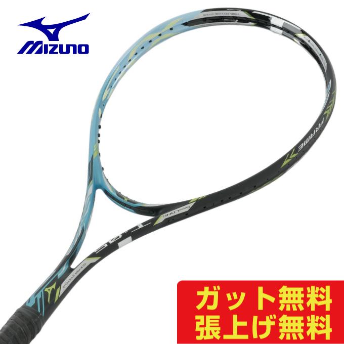 ミズノ ソフトテニスラケット 前衛向け ジスト T-05 Xyst T-05 63JTN83521 mizuno